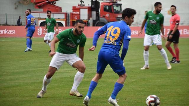 Kırklarelispor 1 - 0 Ankaragücü (Ziraat Türkiye Kupası)