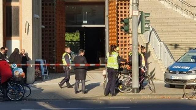 Türk İslam Birliği Genel Merkezi'nde bomba paniği