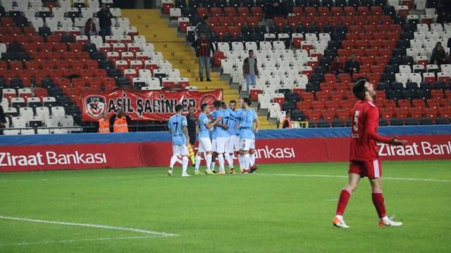 Gaziantep FK 3 - 0 Turgutluspor (Ziraat Türkiye Kupası)