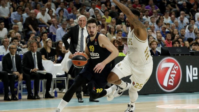 Real Madrid 81 - 77 Fenerbahçe Beko (THY Euroleague)