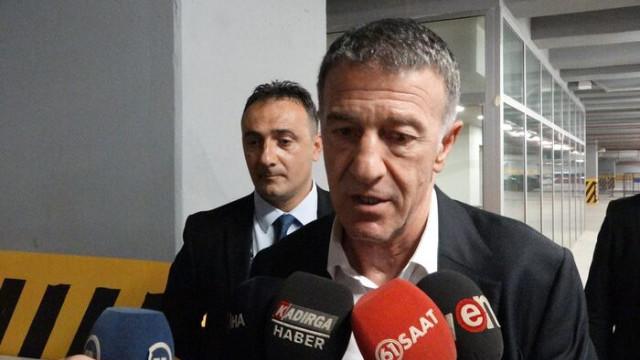 Ahmet Ağaoğlu: Jose Sosa ve Filip Novak ile görüşmelerimiz sürüyor