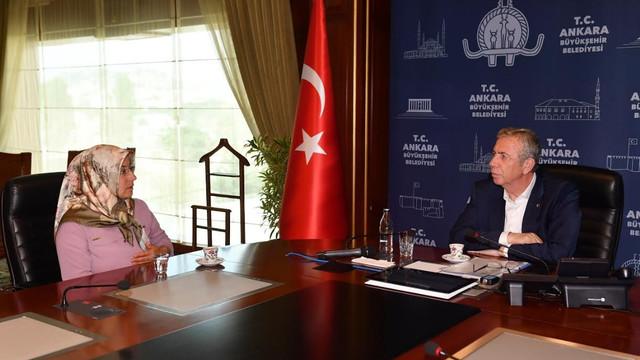 Mansur Yavaş Ankaralılara verdiği bir sözü daha tuttu