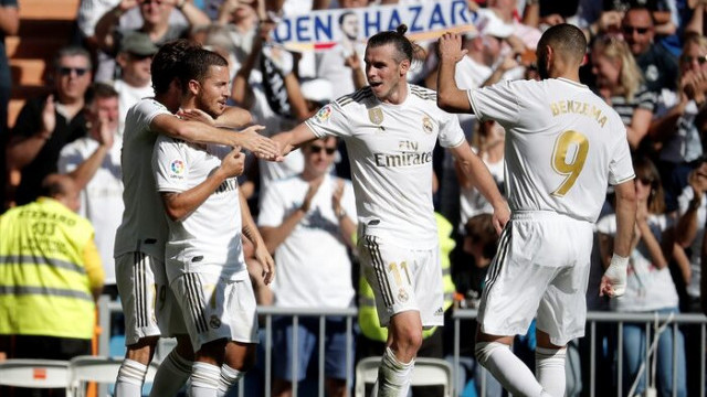 Real Madrid 4 - 2 Granada