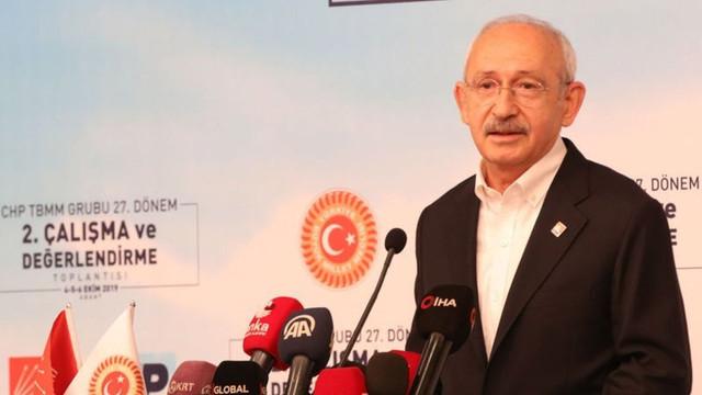 Kemal Kılıçdaroğlu: Damat güven vermiyor