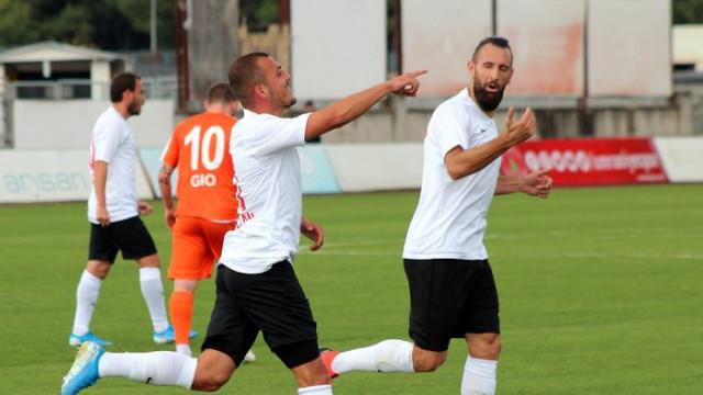 Ümraniyespor 2 - 1 Adanaspor