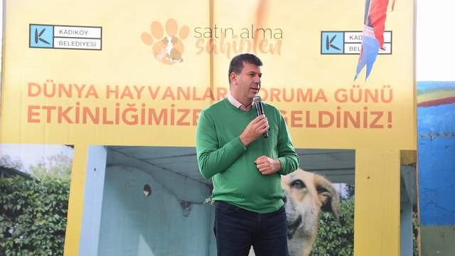 Kadıköy Belediye Başkanı Odabaşı'ndan müjde