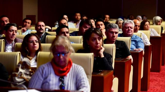 Ankara Büyükşehir Belediyesi'nde e-imza dönemi