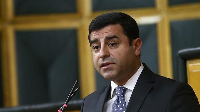 Selahattin Demirtaş hakkında hapis cezası kararı