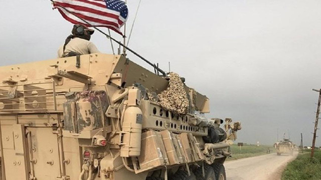 ABD'den terör örgütüne 80 TIR'lık yardım