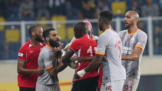 Steven Nzonzi'nin devre arasında Galatasaray'dan ayrılıp Torino'ya gideceği iddia edildi
