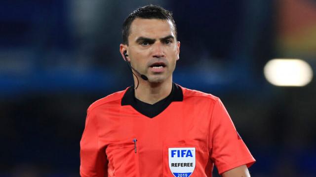 Türkiye - Arnavutluk maçını Ovidiu Alin yönetecek