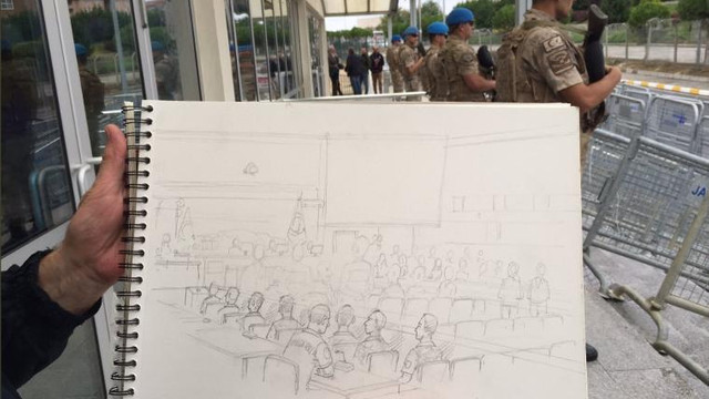 Gezi Parkı davasında dikkat çeken yasak