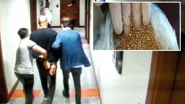 İstanbul'da 5 yıldızlı otelde polisleri bile hayrete düşüren olay