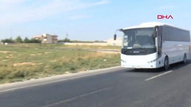 Komandolar Suriye sınırında!