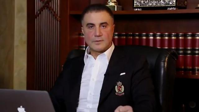Sedat Peker ''kılıcını'' çekti: ''Türk İslam'ın kılıcıdır''