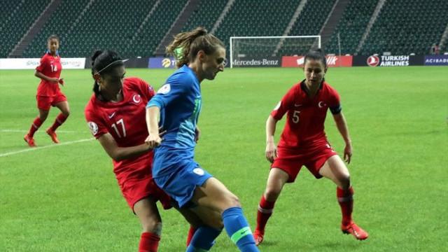 Türkiye 1 - 6 Slovenya