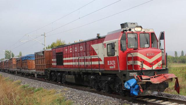 Kütahya'da tren kazası! Yaralılar var