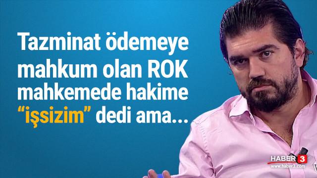 Rasim Ozan Kütahyalı mahkemede ''işsizim'' dedi ama...