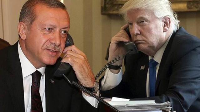 Trump-Erdoğan görüşmesini anlattı: ABD Başkanı omurgasız olduğu için...