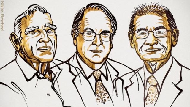 2019 Nobel Kimya Ödülü'nün sahipleri belli oldu
