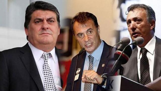 Beşiktaş'ta Serdal Adalı'nın aday olacağı, Ahmet Nur Çebi'nin de adaylığını çektiği iddia edildi