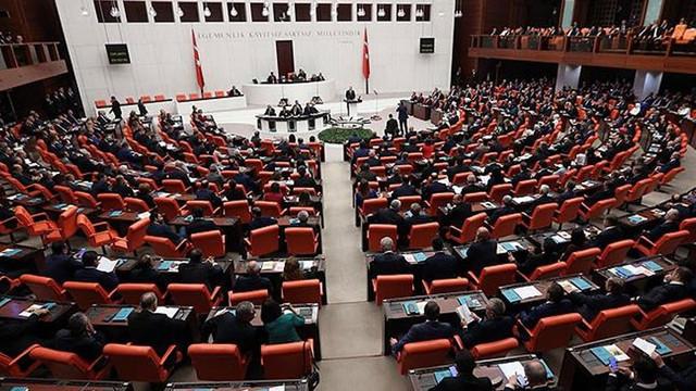 Meclis'te Barış Pınarı Harekatı gerginliği !