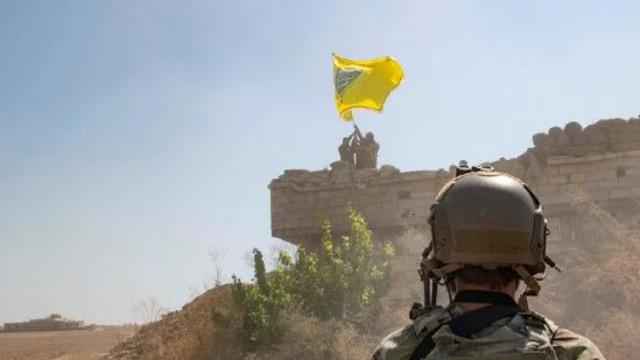 PKK/YPG Türkiye'ye karşı ABD'den yardım istedi