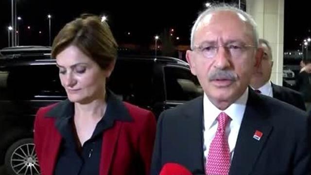 Kılıçdaroğlu'ndna hükümete ''Şam yönetimiyle görüşme'' çağrısı