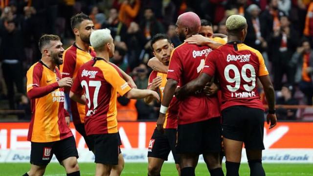 Galatasaray 2 - 0 Çaykur Rizespor (Süper Lig puan durumu)