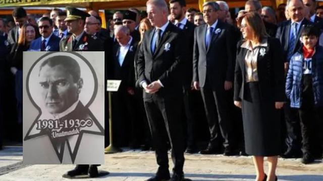 Atatürk'ün doğum tarihini yanlış yazdılar!