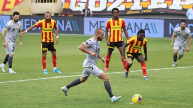Göztepe 1 - 1 BtcTurk Yeni Malatyaspor (Spor Toto Süper Lig)