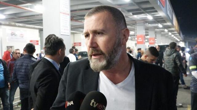 Mehmet Yiğit Alp: Biz hakemin zeki, çevik ve ahlaklısını severiz