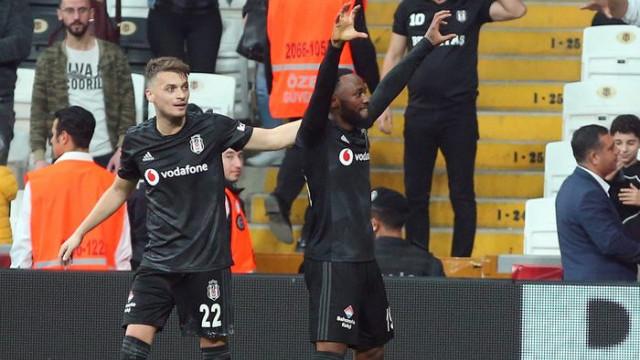 Beşiktaş 1 - 0 Denizlispor