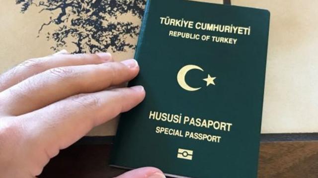 Limit düşürüldü ! 500 bin dolara yeşil pasaport