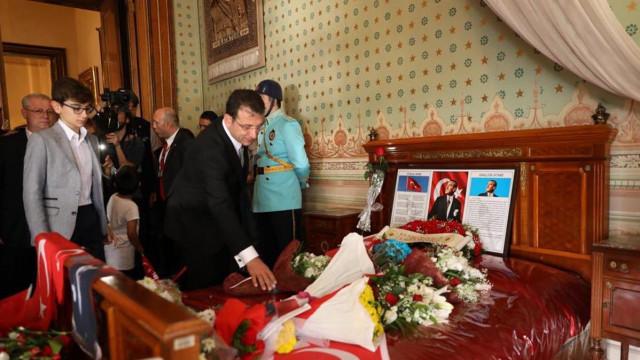 İmamoğlu çağrı yaptı, Dolmabahçe'de yüz yılın rekoru kırıldı