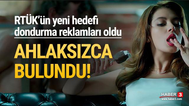 RTÜK'ün yeni hedefi dondurma reklamları: ''Ahlak sınırlarını aşıyor!'