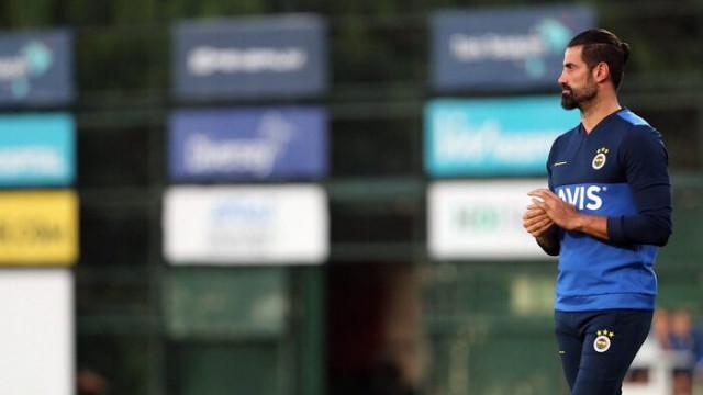 Volkan Demirel, Sampdoria-Atalanta maçını izledi