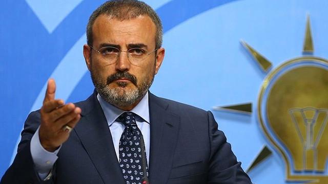 AK Partili Ünal'dan Selvi ve Özkök'e ''savaş ivmesi'' yanıtı
