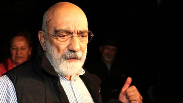 Tahliye edilmişti... Ahmet Altan yeniden gözaltında !
