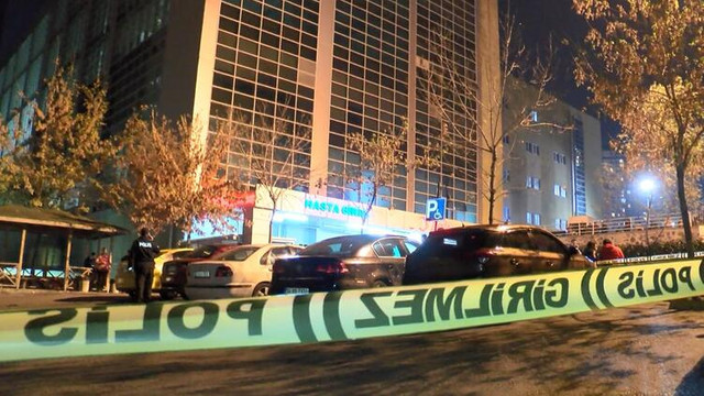 İstanbul'da hastanede silahlı kavga: Yaralılar var