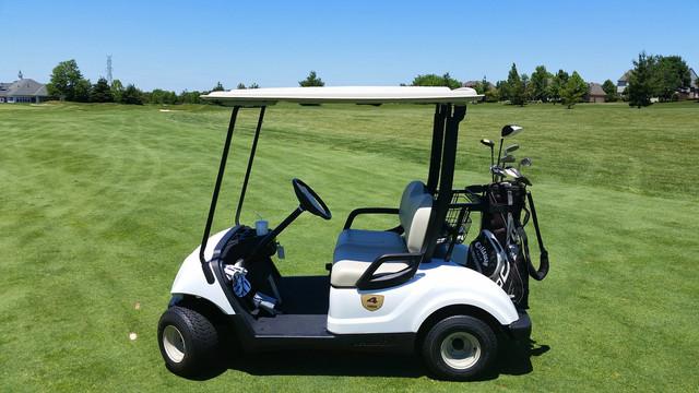 Golf sahası olmayan belediye 270 bin TL'ye golf arabası aldı