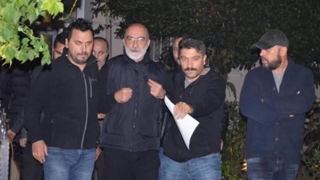 Ahmet Altan yeniden tutuklandı