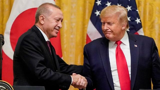 Erdoğan - Trump görüşmesi için ''keskin tezat'' yorumu