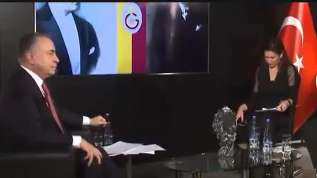 Mustafa Cengiz'in katıldığı canlı yayında skandal !