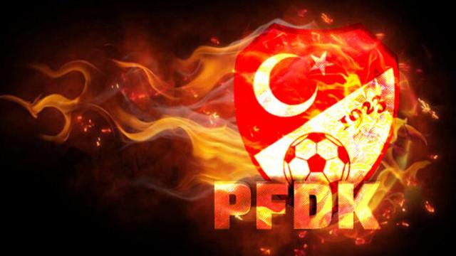 PFDK ceza yağdırdı! F.Bahçe ve Trabzon...