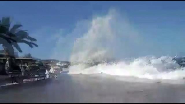 Endonezya'da deprem! Tsunami alarmı verildi