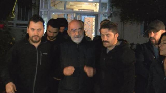 Ahmet Altan'ın tutukluluğa itirazına ret!