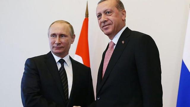Putin: ''Erdoğan ile anlaştık''