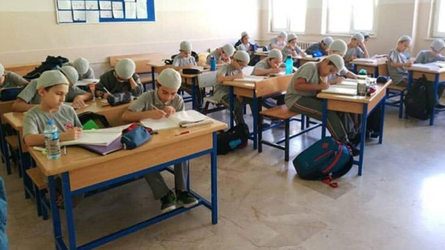İstanbul'da haremlik-selamlık eğitim