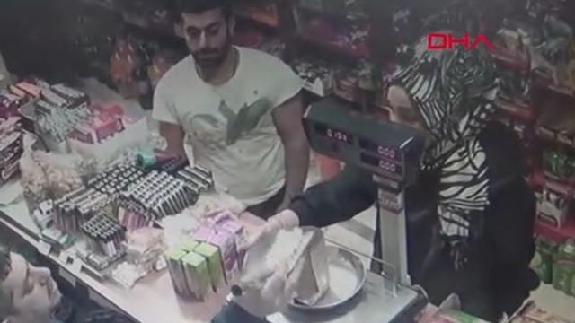 İstanbul'da dehşet! Erkekler izledi, bir kadın müdahale etti